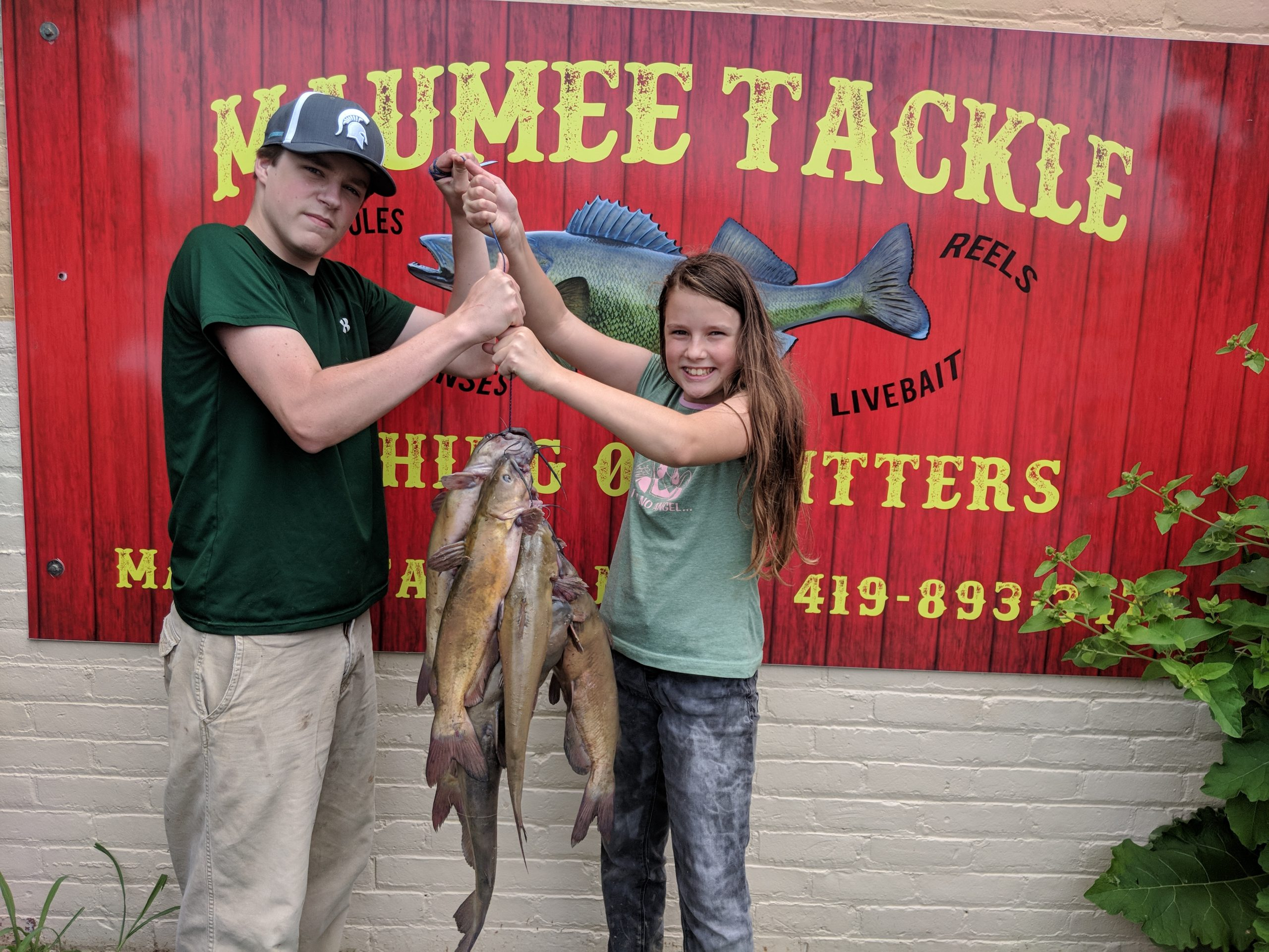 Maumee River Report- 26 June 18