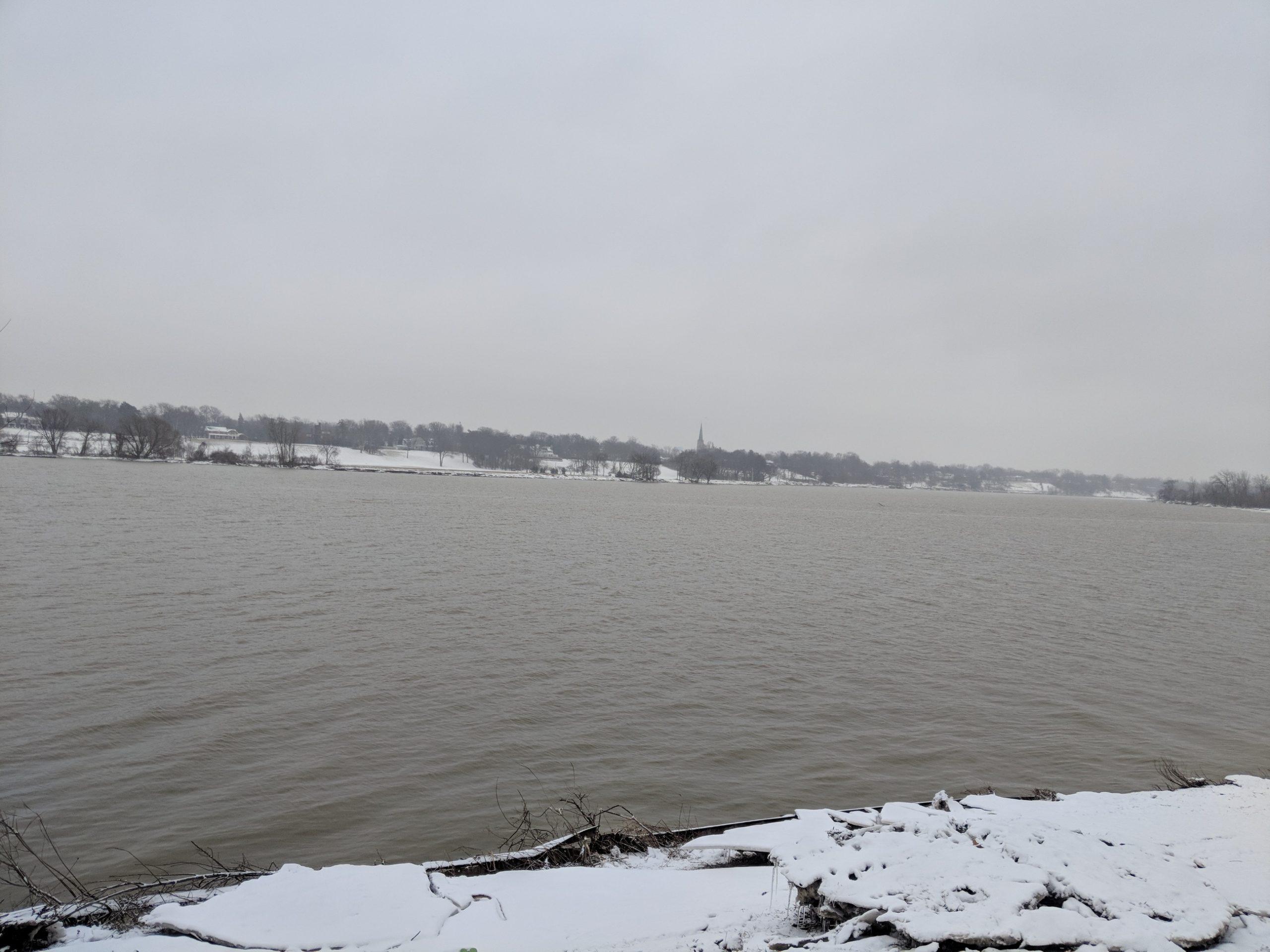 Maumee River Report- Febuary 25, 2019