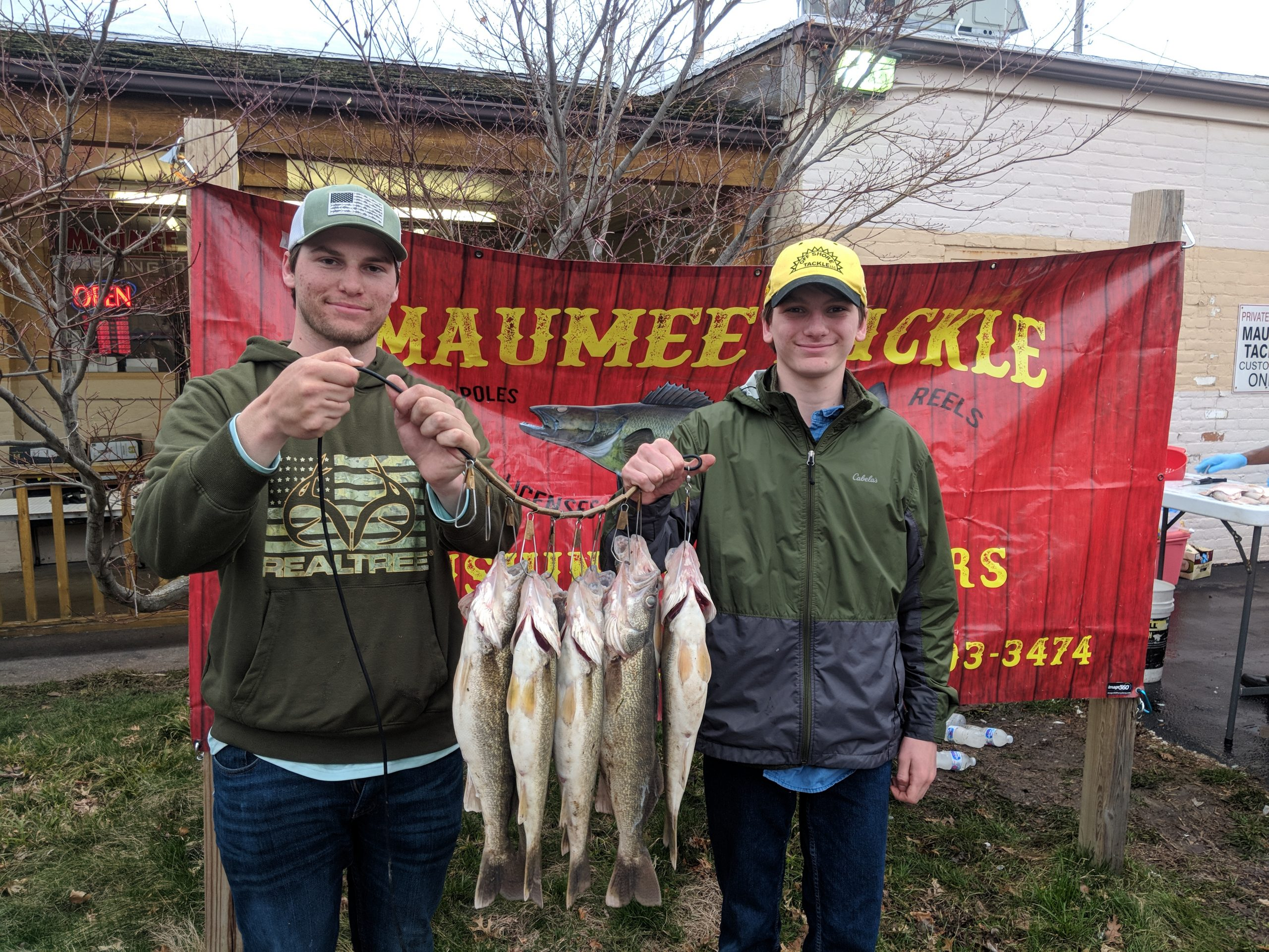 Maumee river report- 27 March 2020