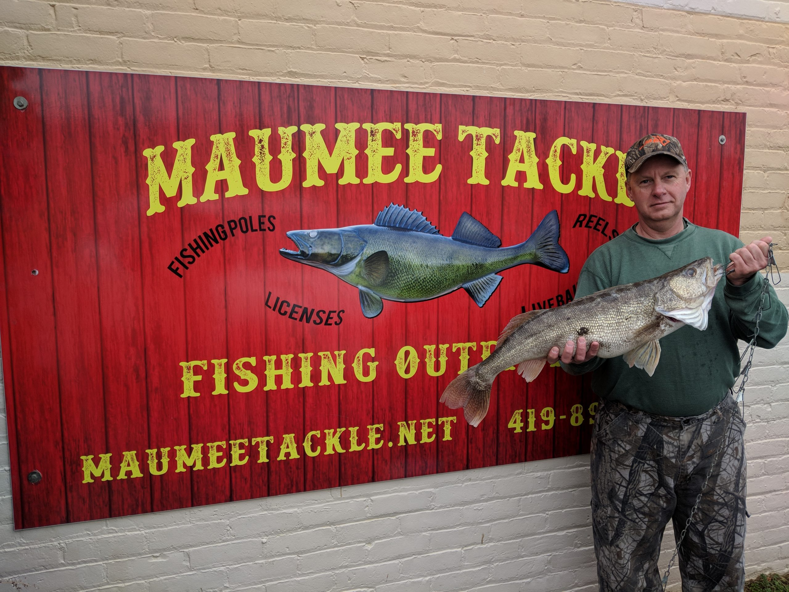 Maumee river report 29 March 2020