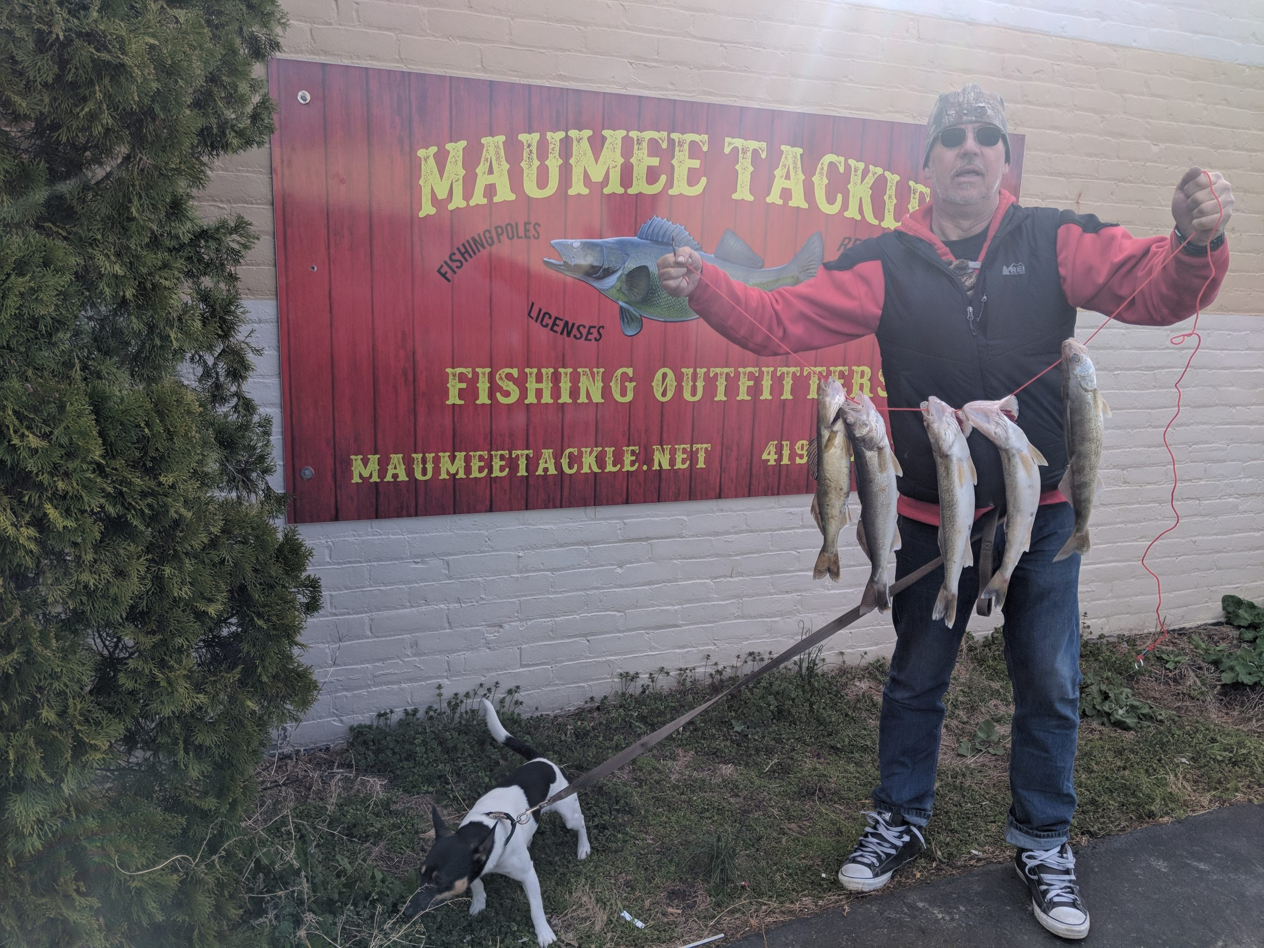 maumee river report- 11 april 2020