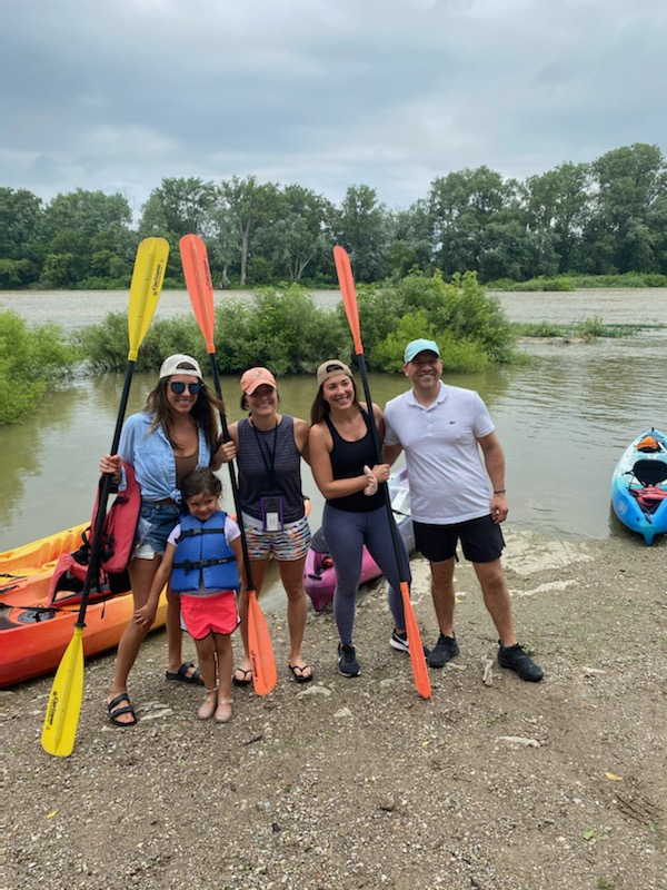 Maumee River report. 27 June 21