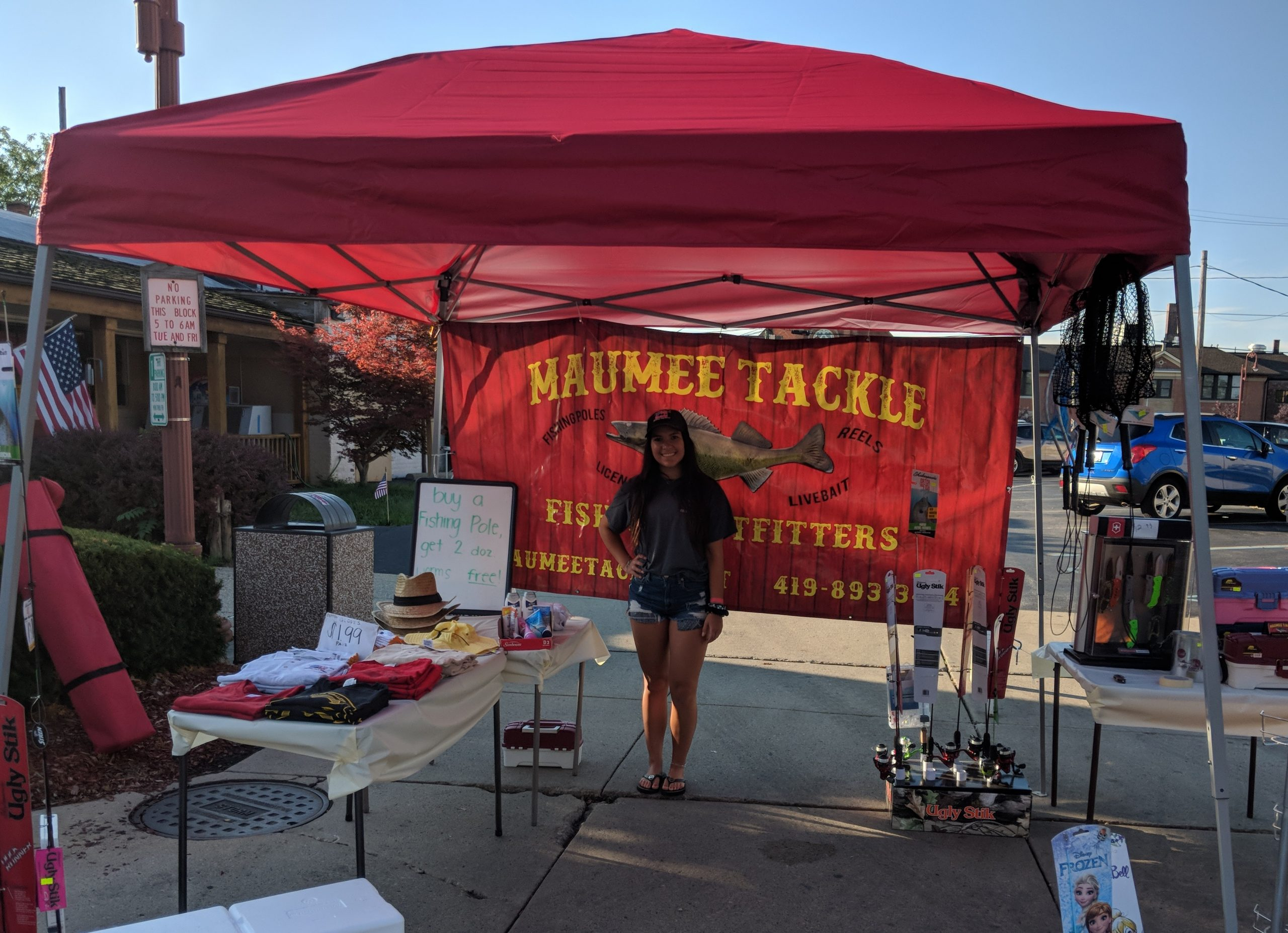 Maumee River Report and Maumee Summer Fair–August 11 , 2018