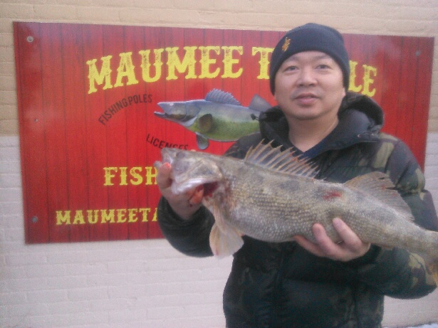 Maumee River Report-17 March 2019