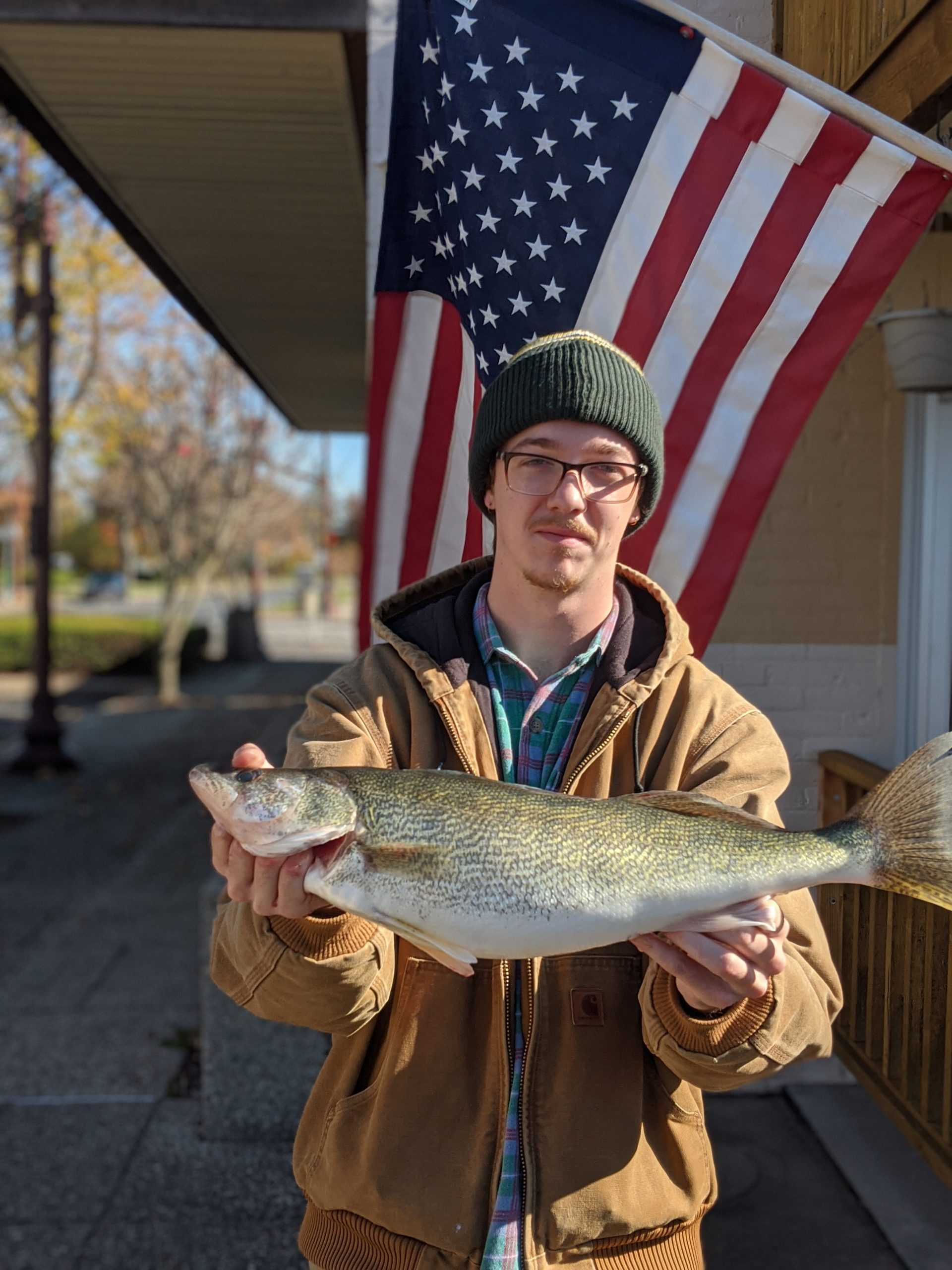 Maumee River report-  November 4th 2020