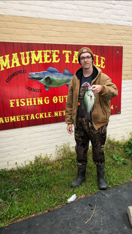 Maumee River Report- 18 May 2020