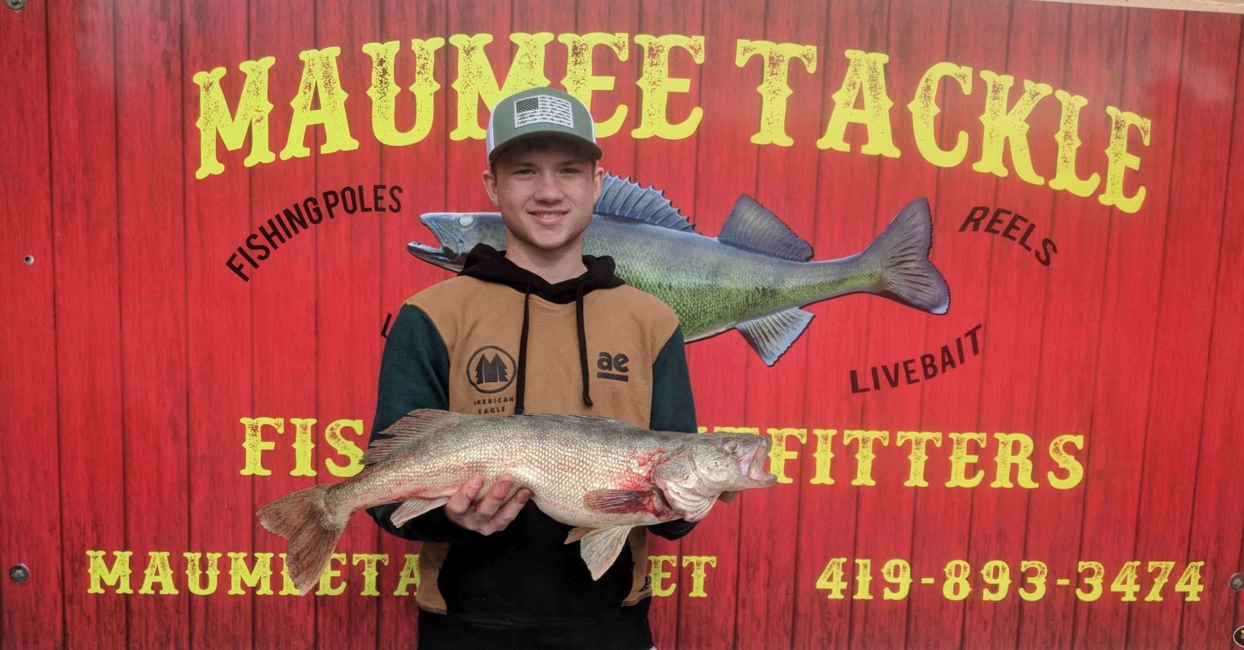Maumee River Report- March 20 ,2019