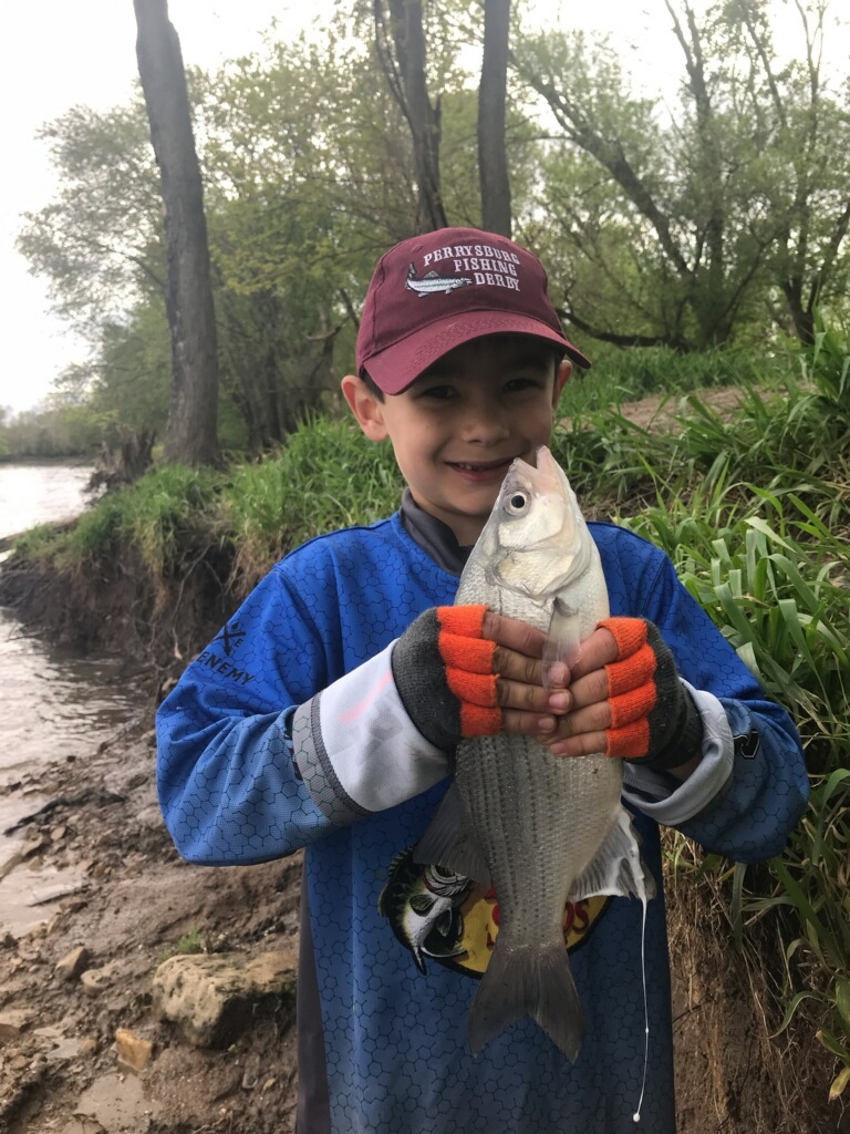 Maumee River report- May 14, 2019