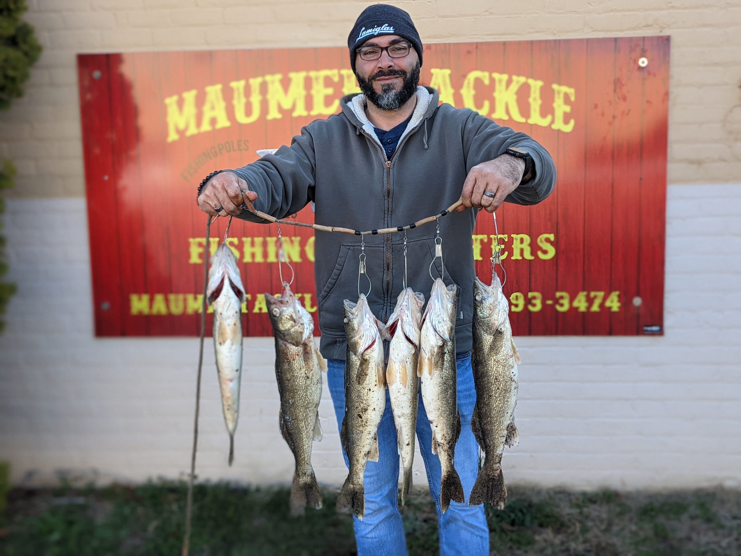 MAUMEE RIVER REPORT- 30 MARCH 2021