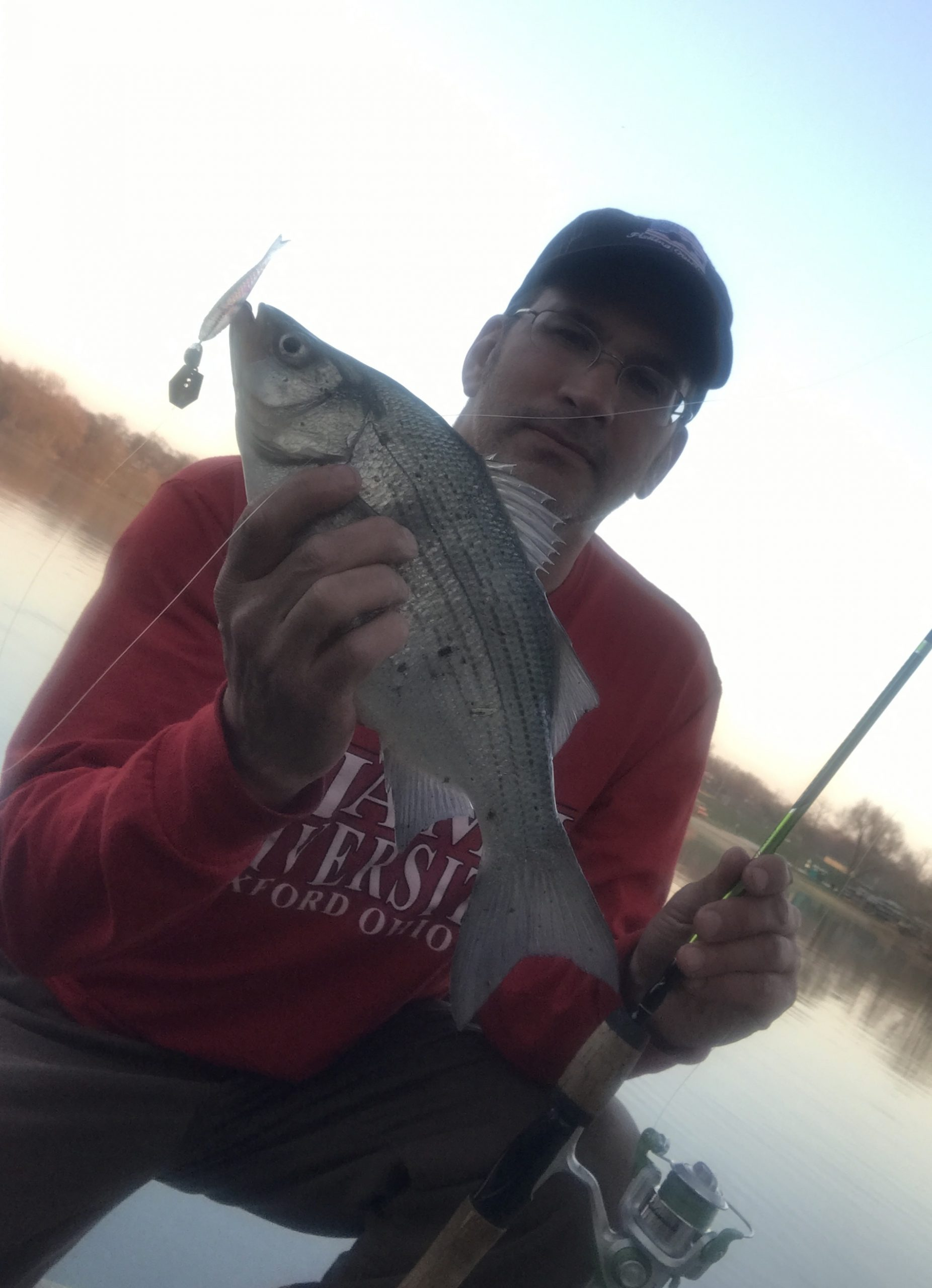 Maumee River Report- May 1st ,2018
