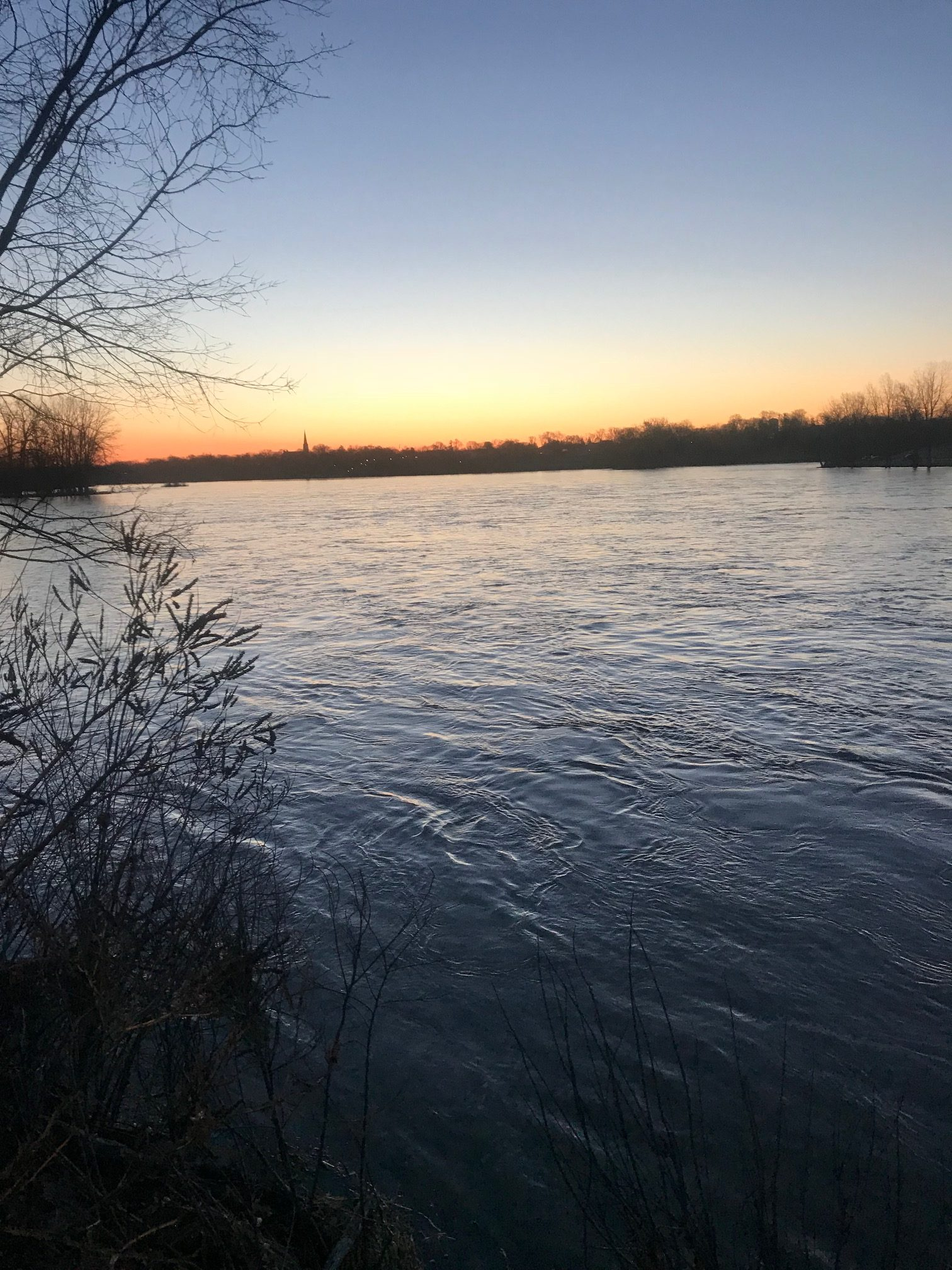 Maumee River Report-  Feb 27, 2018
